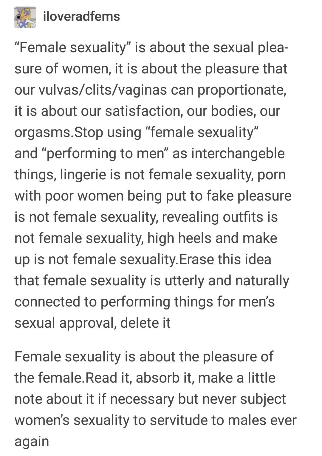 3f91b361f9b Women s sexuality is about US