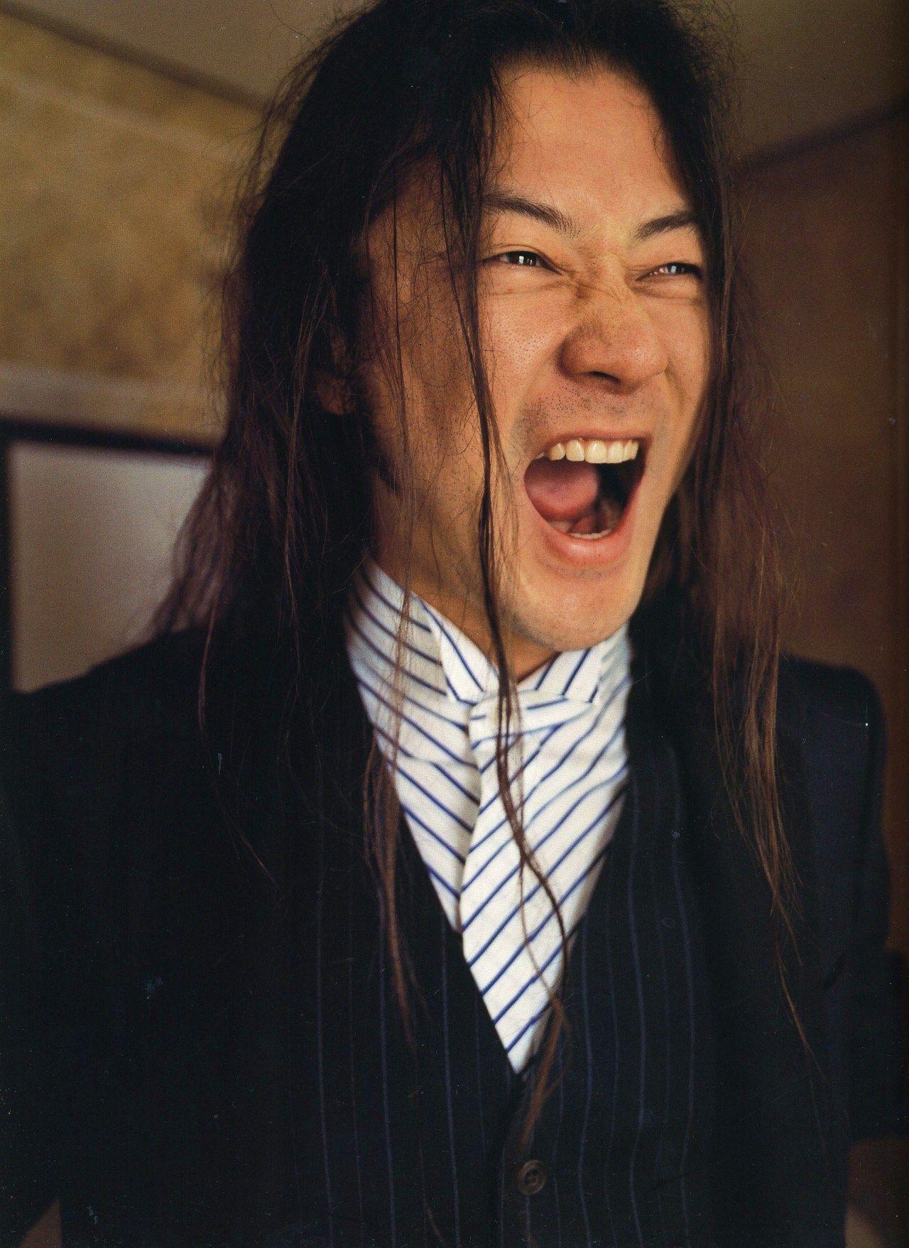 Tadanobu asano is a japanese actor and musician who was born on november 27, 1973, in yokohama, japan. Tadanobu Asano (With images) | Heavy people, Marvel comic ...