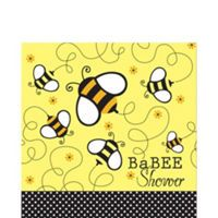 Bumblebee Baby Shower Party Supplies