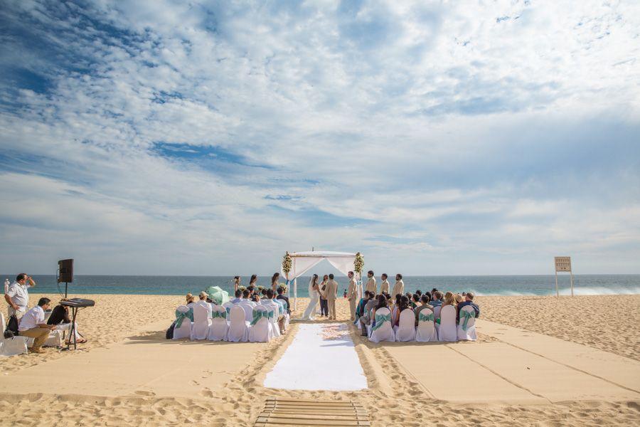 Pueblo Bonito Sunset Beach Destination Wedding Photographer 1