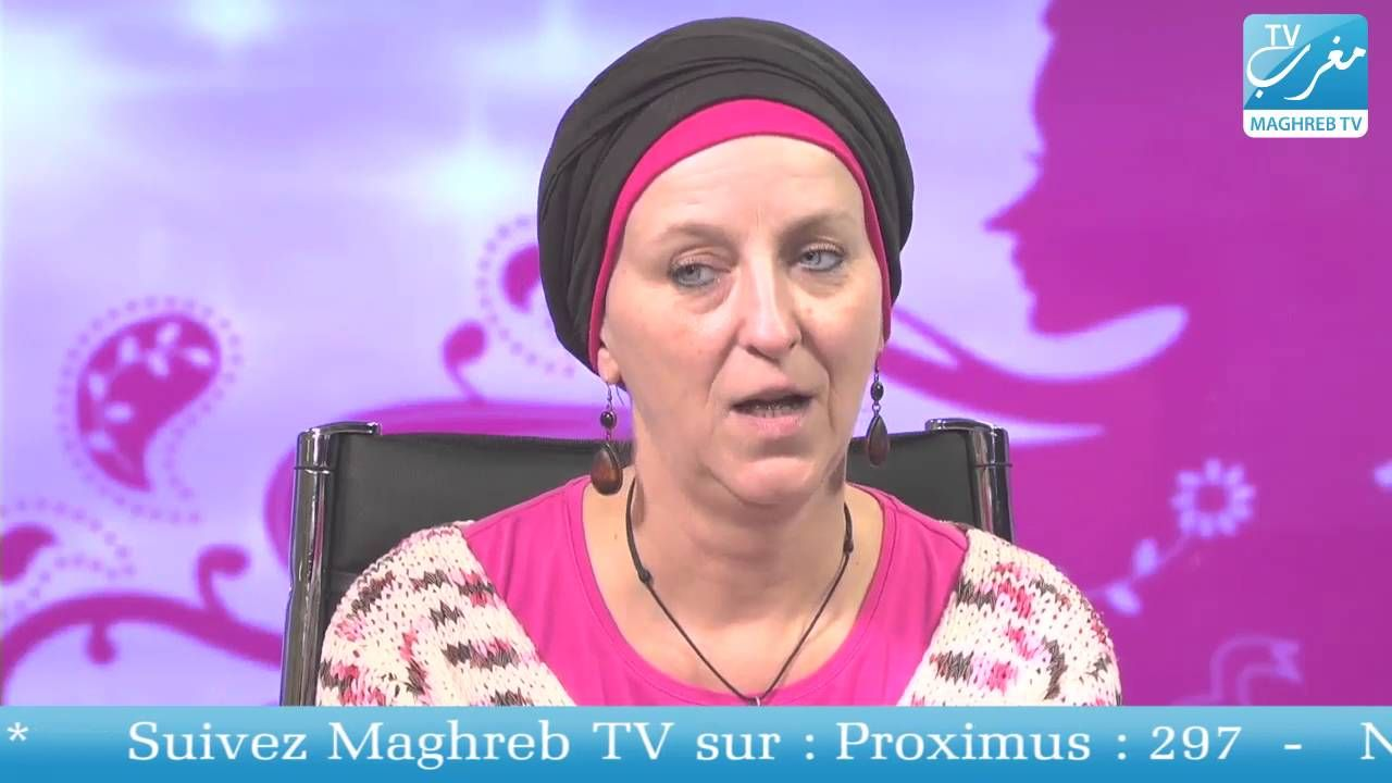 Dominique Thewissen, parcours d'une convertie à l'Islam - Maghreb TV