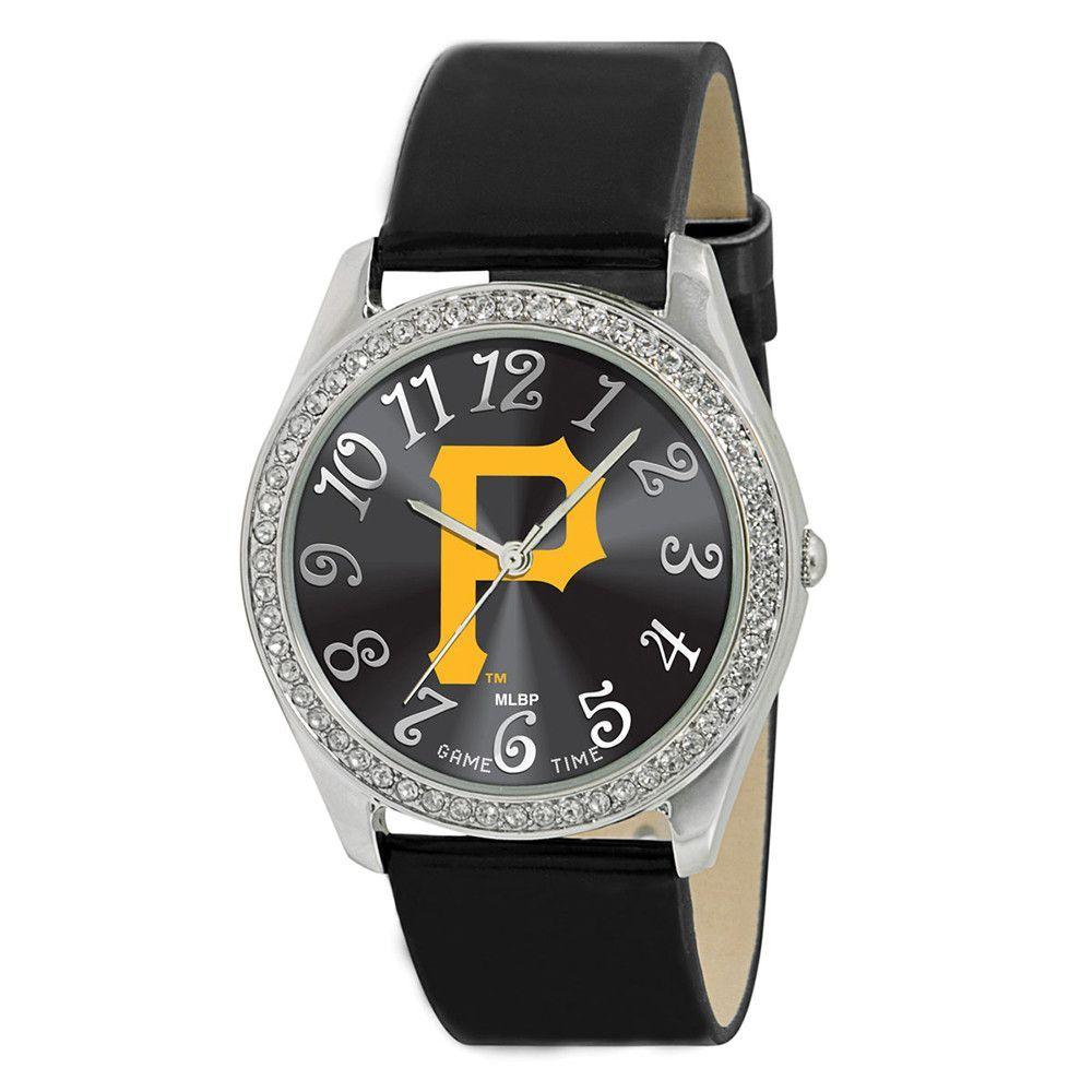 Pittsburgh Pirates MLB Women's Glitz Series Watch