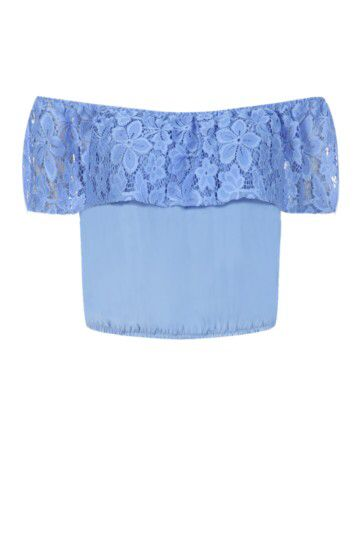 Lace Off The Shoulder Top from Mr Price R79,99