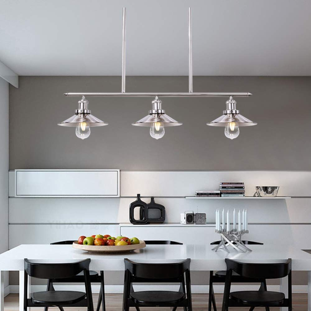 Modern Pendant Light For Kitchen Island Hanging Pendant Lights