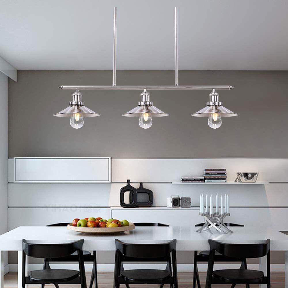 Modern Pendant Light For Kitchen Island Hanging Pendant Lights