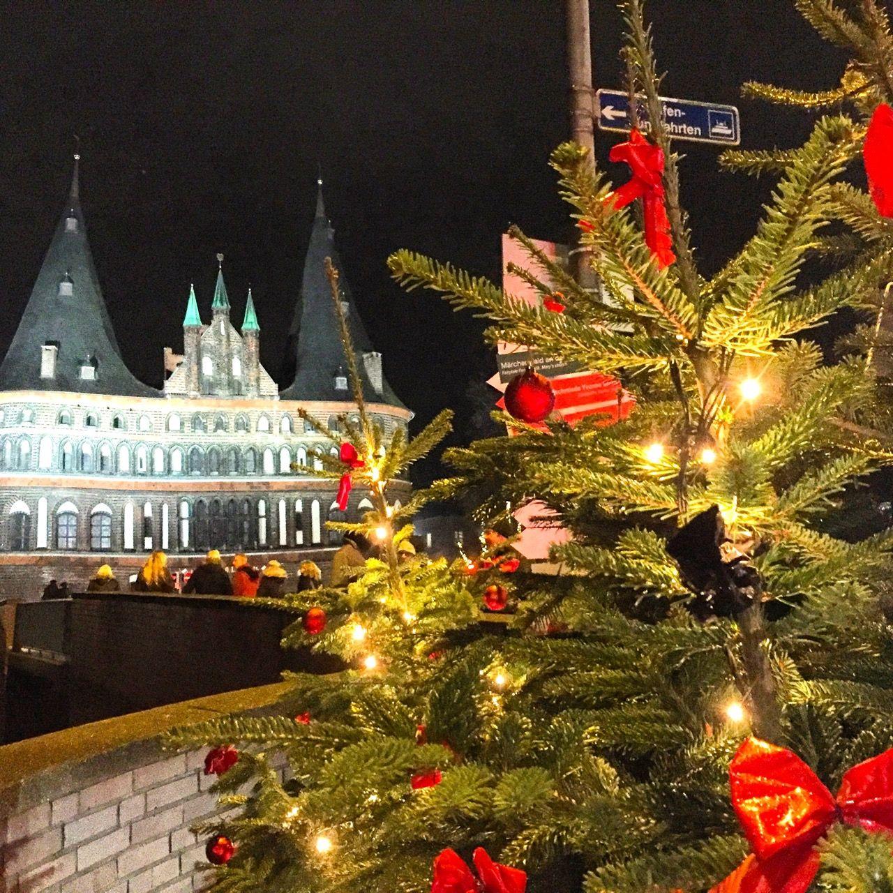Luebeck Weihnachtsmarkt Urlaub Lubeck Reisen