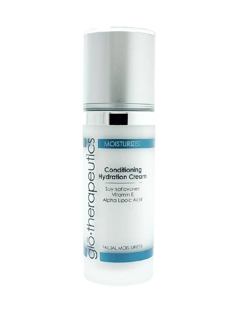 glo therapeutics conditioning hydration cream, 2 fluid ounce avon solutions nurtura replenishing cream