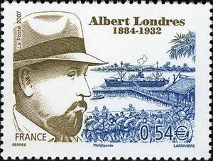 Albert Londres (1884-1932)