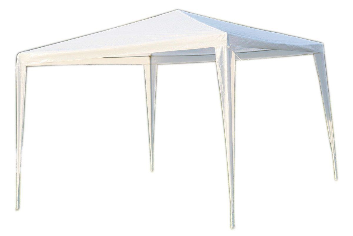 10ft X 10ft Folding White Metal Gazebo Canopy Tent Read More Reviews Of The Product By Visiting The Link On The Image Gazebo Canopy Gazebo Tent Canopy Tent