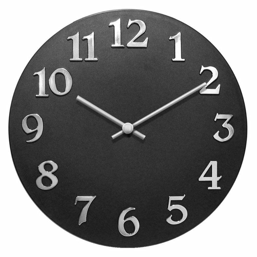Infinity Instruments Vogue Retro 11 75 Inch Wall Clock Fashion Home Garden Homedcor Clocks Ebay Link Round Wall Clocks Wall Clock Clock
