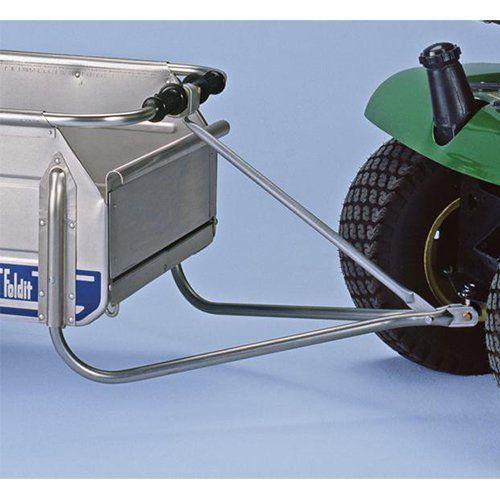 Tipke Foldit Standard Rear Gate 5400 Outdoor Cart Trailer Hitch Wheelbarrow