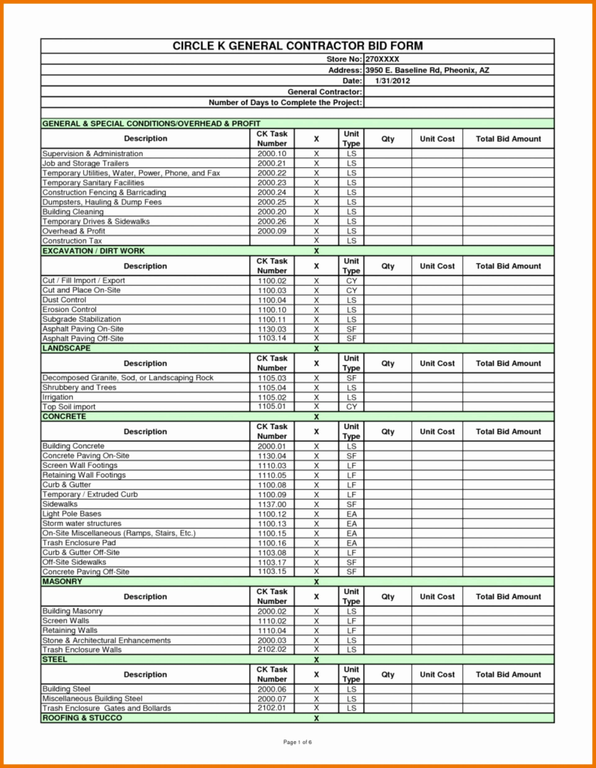 Contractor Tax Calculator Spreadsheet Invoice Template Proposal Templates Budgeting Tools
