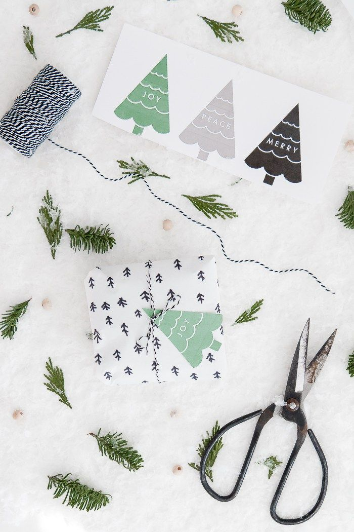 The Ultimate Guide FREE Printable Christmas Gift Tags wrapping