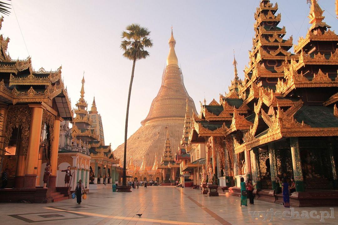 Birma Shwedagon