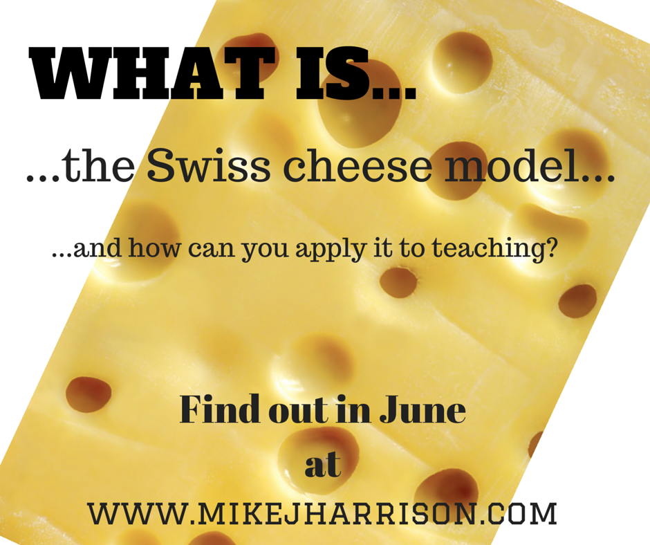 Coming soon - a guide to the Swiss cheese model #elt #decisionmakingmodels-4