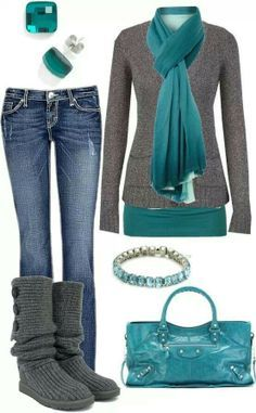 21 Polyvore Outfit Ideas for Winter