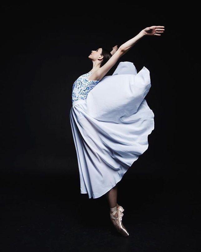 Photo collection Russian ballerina Evgeniya Gonzalez (Mariinsky Theater) ***