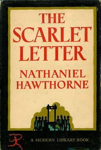 hawthorne 93 3 Scarlet Letter 1959g 351—522