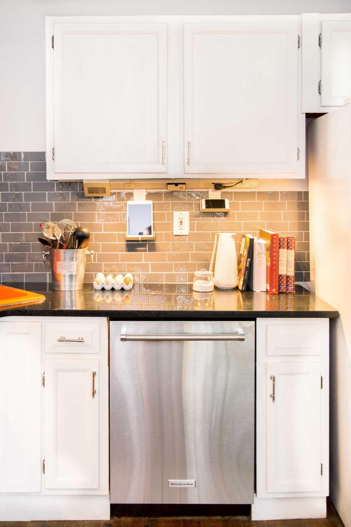 Under-Cabinet Kitchen Lighting with Legrand | Diy tile ...