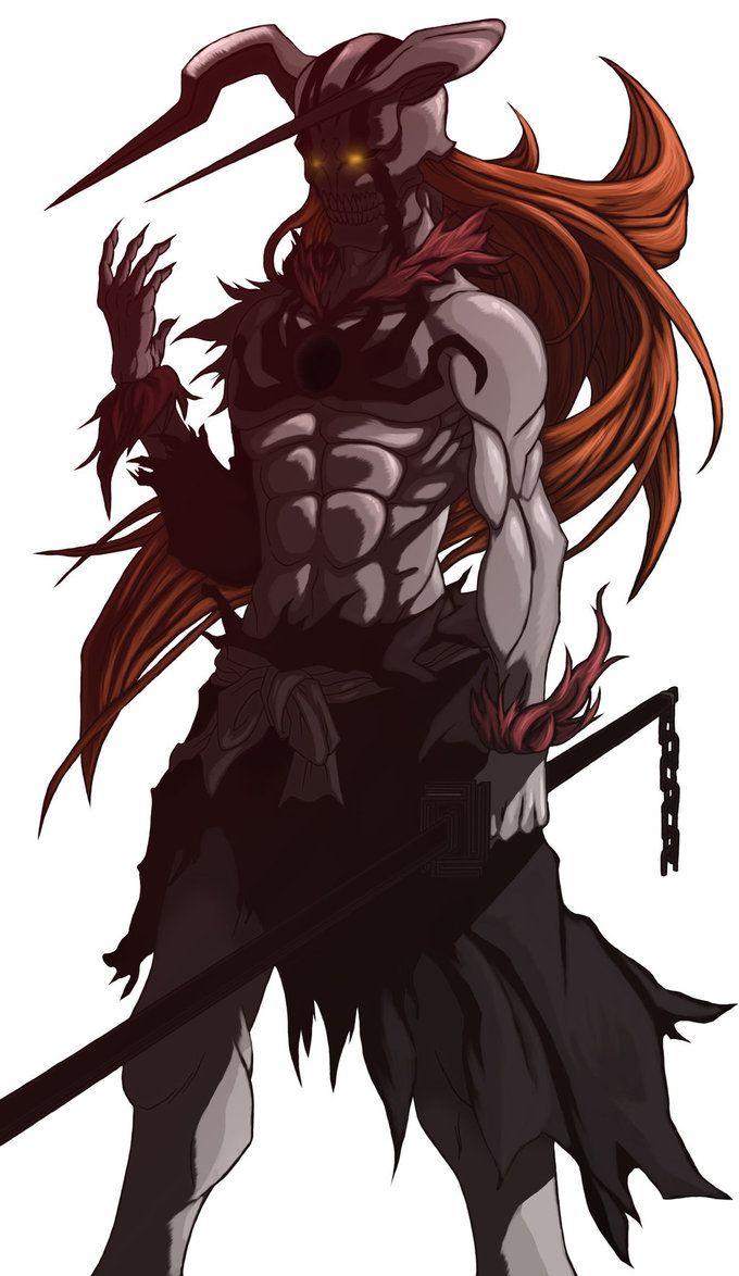 ichigo vasto lorde by tomycallejeros on deviantart comics stuff