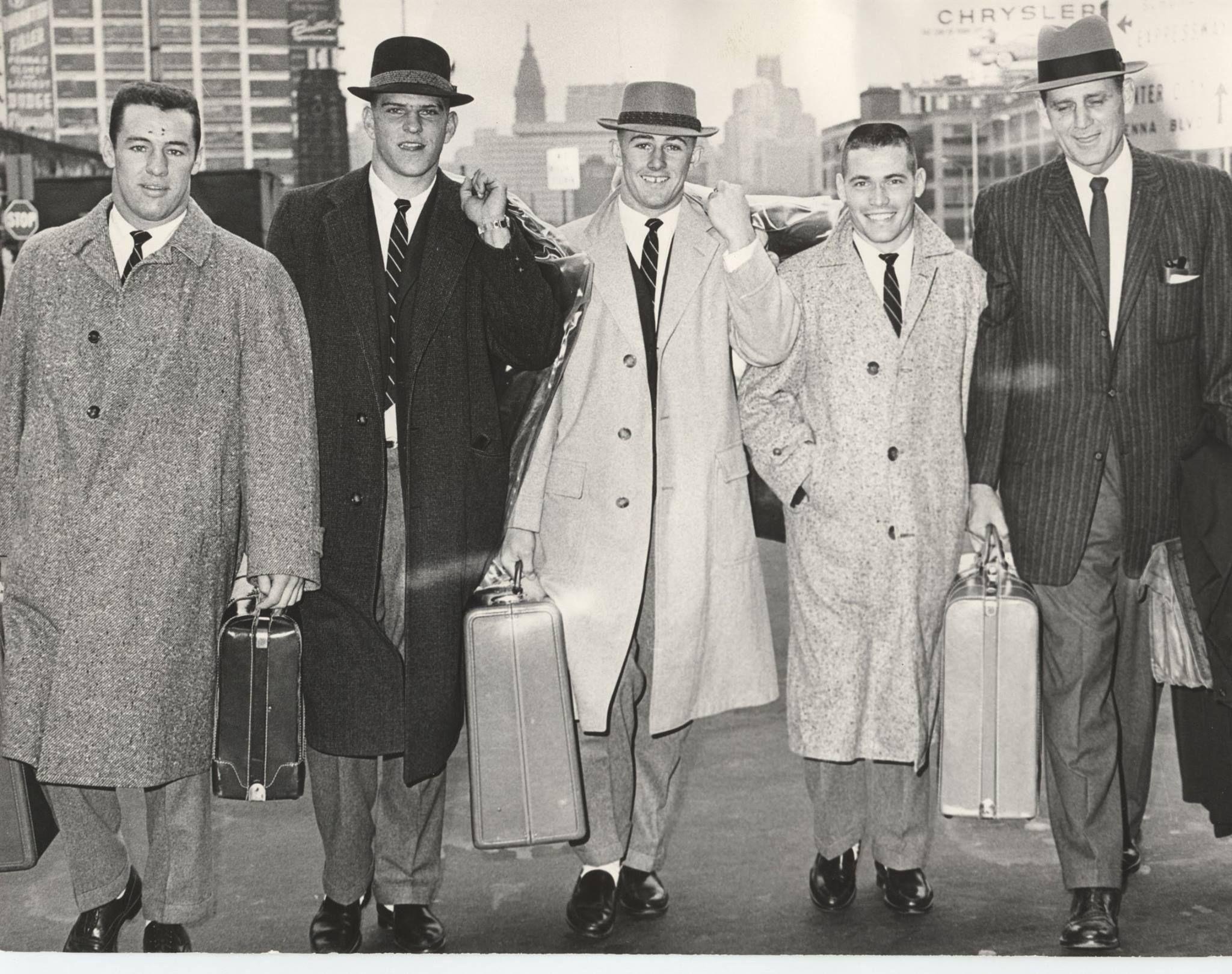 L-R Gary Phillips, Pat Trammell, Bobby Skelton, Marlin (Scooter ...