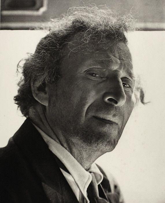 Roman Vishniac. Chagall, NY 1941
