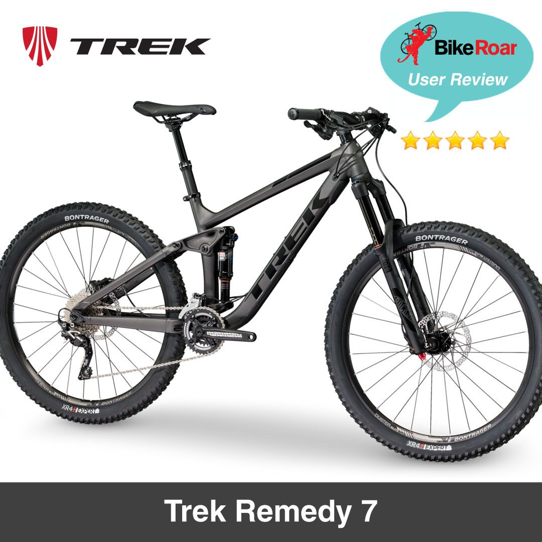 Pin By Bikeroar On Bikeroar Reviews Bikes Gear Trek Bikes