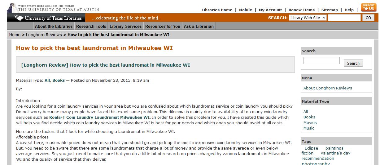 http//www.lib.utexas.edu/longhorn_reviews/howpickbest