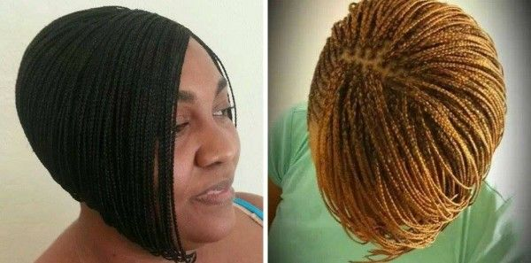 Fantastic 1000 Images About Braids On Pinterest Bob Braids Box Braids Hairstyle Inspiration Daily Dogsangcom