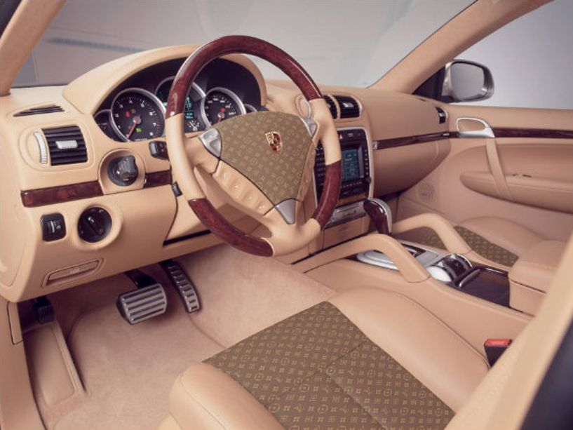 Graphix 174 Porsche - Louis Vuitton