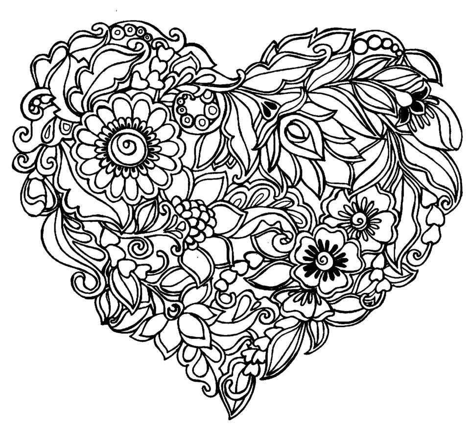 13407325 802154166587471 2069585316536248393 N Jpg 960 880 Heart Coloring Pages Mandala Coloring Pages Coloring Books