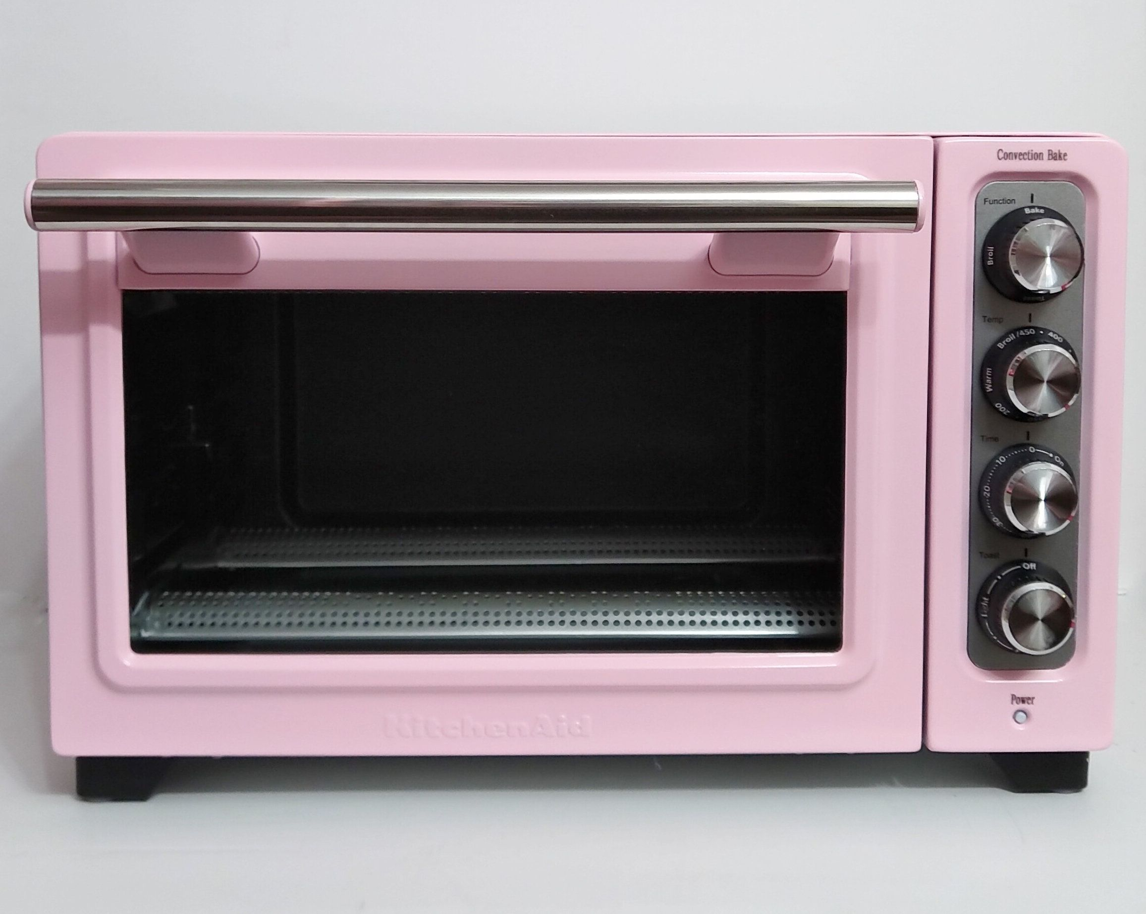 Pink Kitchenaid Convection Toaster Oven