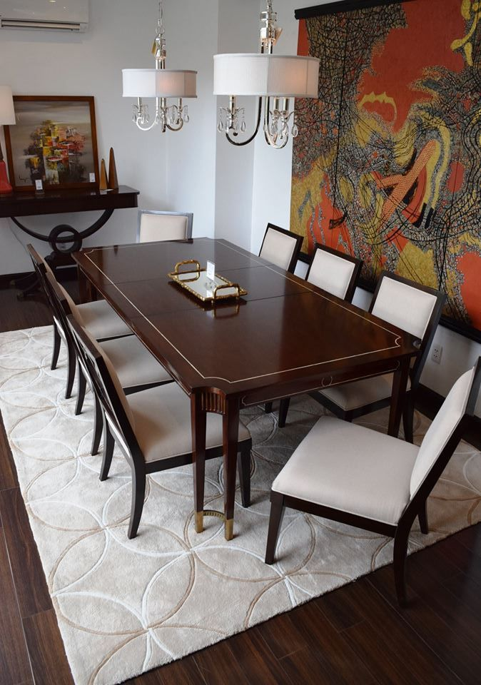 Traditional dining room by the designers austinhomevn for Traditional dining room pinterest