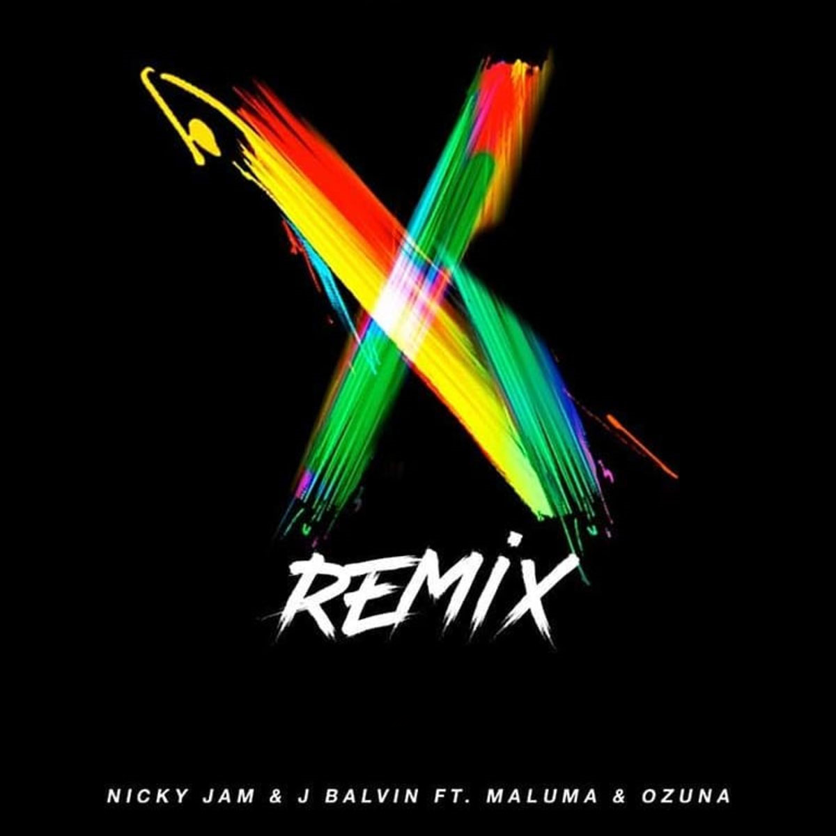 nicky jam ft j balvin x