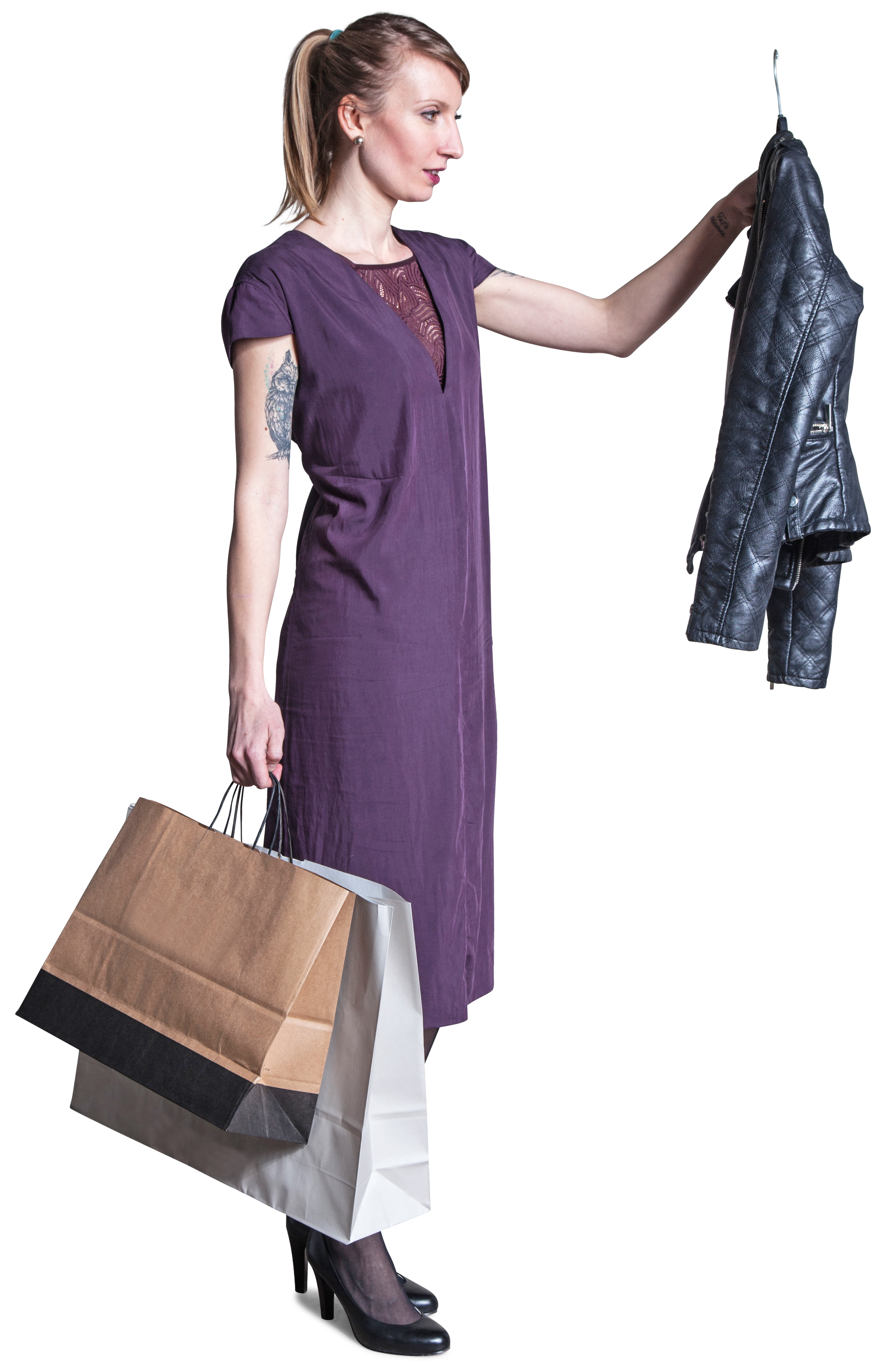 Shopping People Png Fashion Dresses People Png
