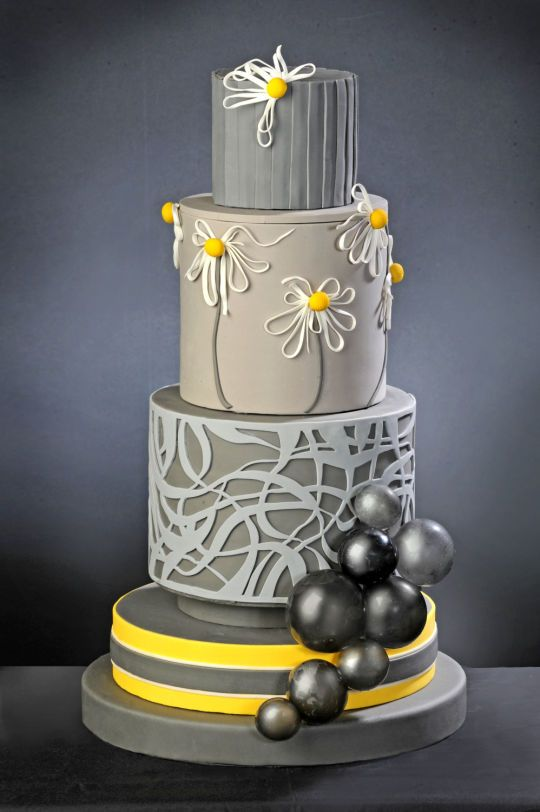 Bejeweled Cake For American Cake Decorating - CakeCentral.com