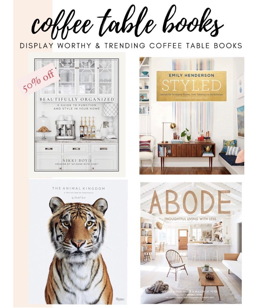 Loading Post Liketoknow It Trending Coffee Table Fall Decor Diy Book Display [ 981 x 828 Pixel ]
