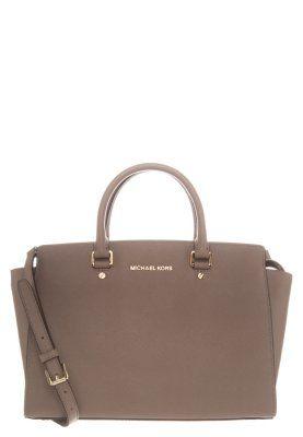 on sale c5042 24a42 SELMA - Handtasche - dune | -Schuhe-Taschen- | Zalando ...