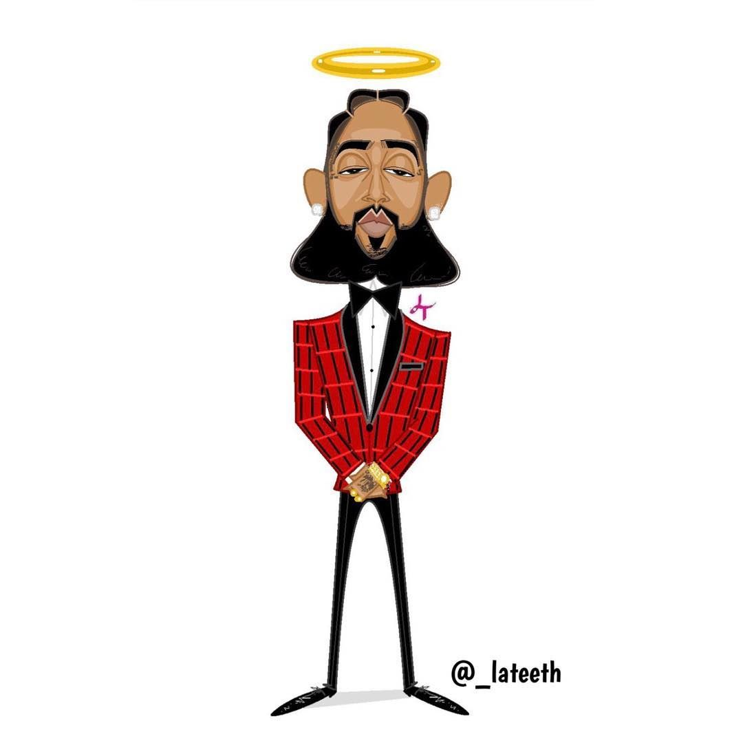 Pin on Nipsey Hussle R.I.P.