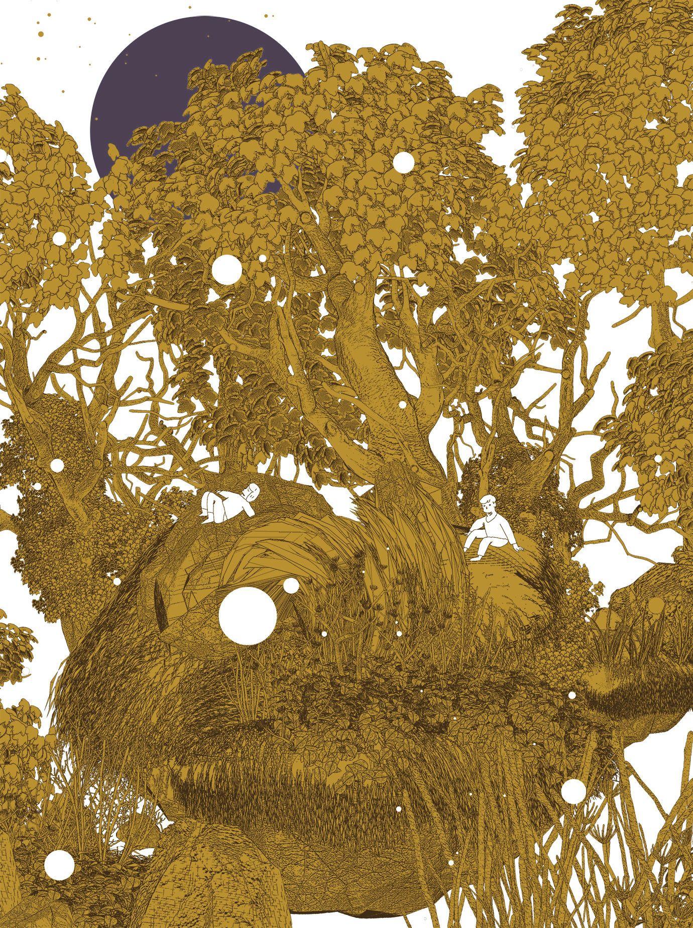 Sam Richwood\'s Lush \'Galaxy Garden\' Series   Dr Wongs Emporium of ...
