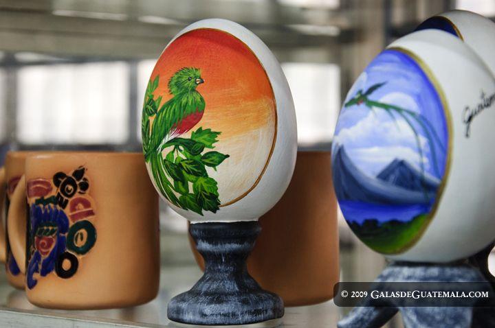 Pequenas Figuras De Ceramica Pintadas A Mano Por Autenticos