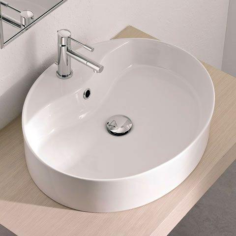 Scarabeo Waschbecken scarabeo wind r aufsatzwaschtisch weiß renovation