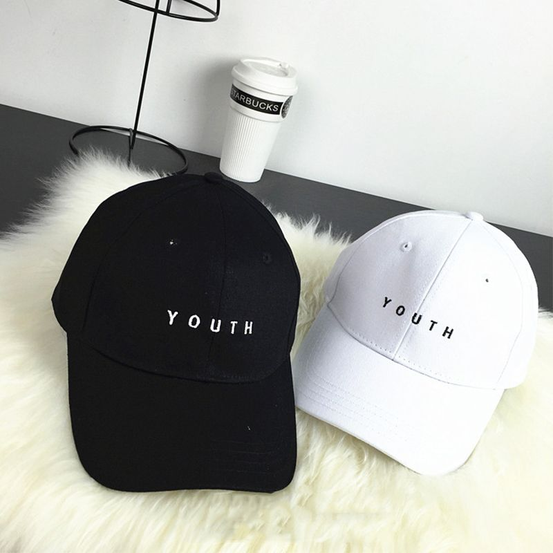 e12c10d7bf0 wholesale 2016 Fashion Cap Women Men Summer Spring Cotton Casquette Letter