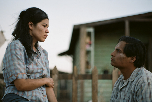 America Ferrera & Michael Peña On Playing Real-Life Characters In Cesar Chavez Biopic