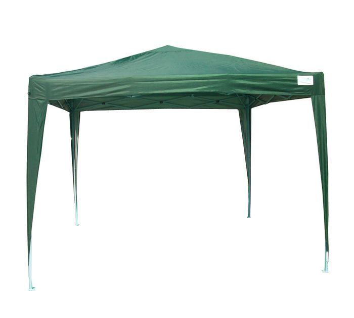 The Green 10 X 10 Pop Up Canopy Tent With No Sides Is Perfect For Any Garden Events Set Up And Take Down In Only Few M Pop Up Canopy Tent Canopy