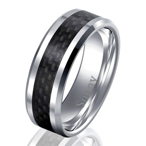 Carbon Fiber Wedding Rings There Are Numerous Styles In These Bridal Sets From Interlocking Coordinated Designs A