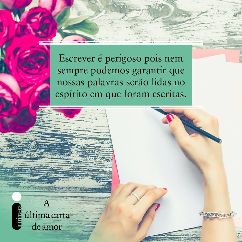 Jojo Moyes A Ultima Carta De Amor Cartas De Amor Citacoes De