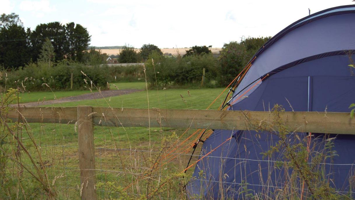 Church Farm Caravan & Camping Park, Sixpenny Handley