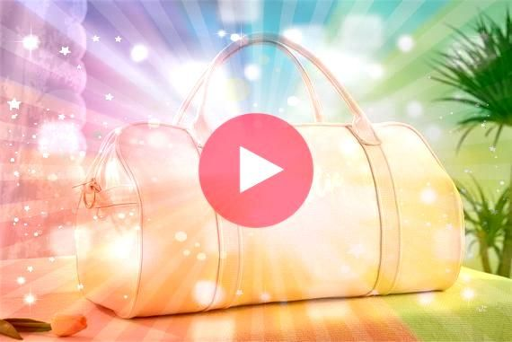 Duffle Bag Pink Weekender Bag Womens Weekend Bag Sports Duffle Bag Travel Bags  OBC Damen Tasche Shopper Crossbody Schultertasche Umhängetasche Leder Optik Crossover...