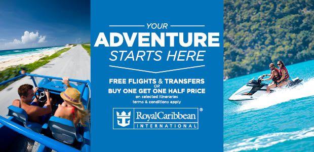 Royal Caribbean Free Flights Royal caribbean